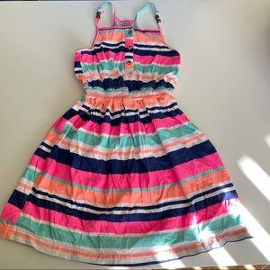 Carter's Girls Toddler Striped Dress